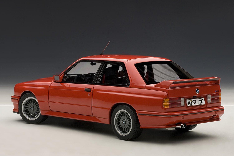"""BMW E30 M3 Evolution """"Cecotto"""" Edition by AUTOart (1:18 ..."""