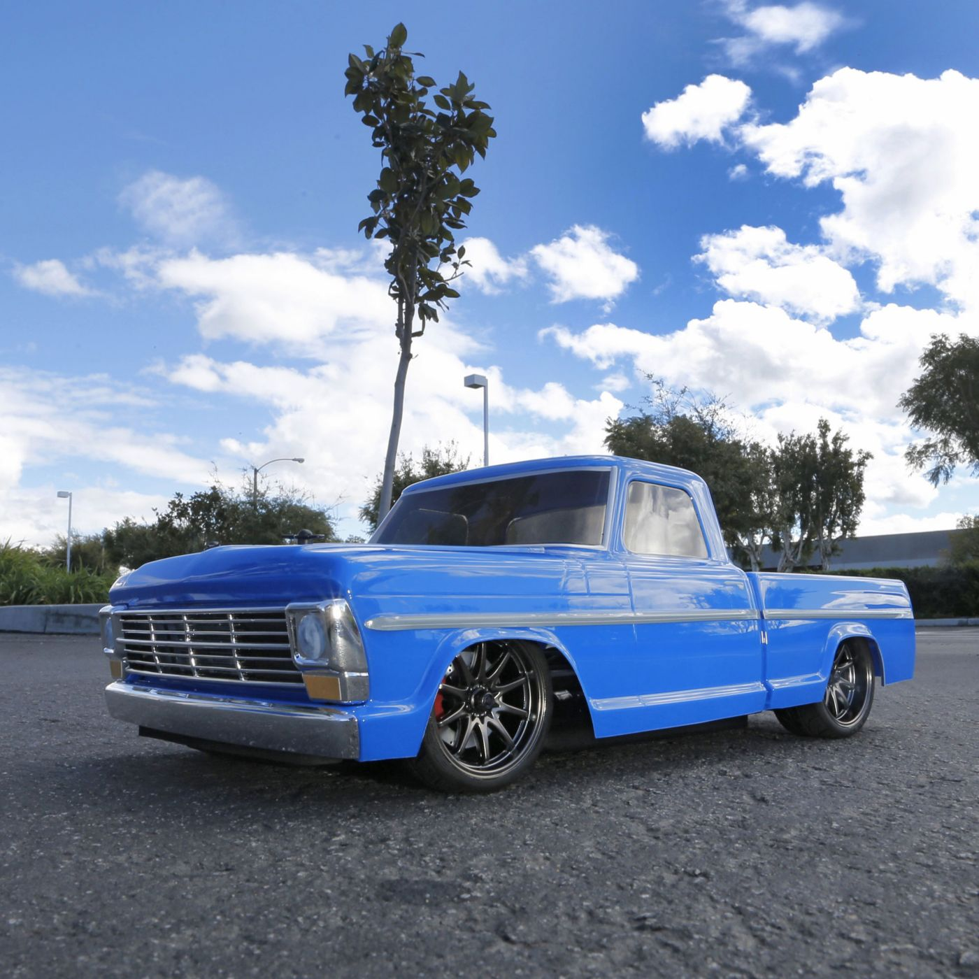 1968 ford f 100 pick up truck r c v100 s rtr by vaterra 1 10 scale choice gear. Black Bedroom Furniture Sets. Home Design Ideas