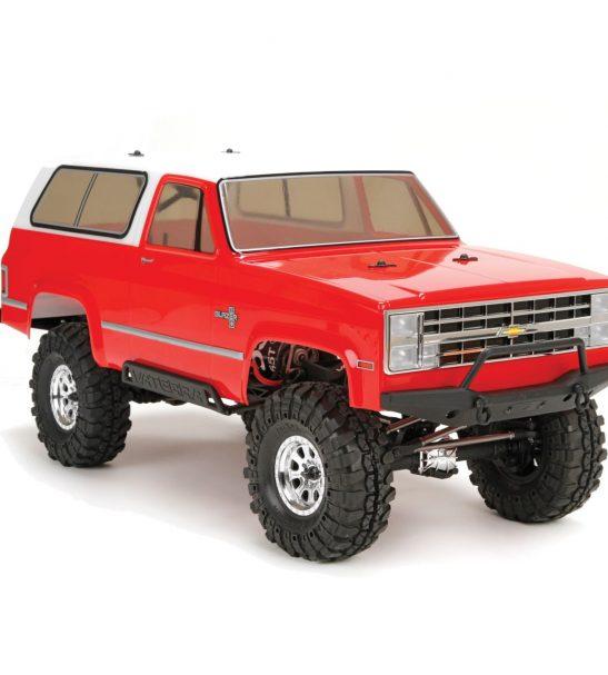 1986 Chevrolet K-5 Blazer Ascender 4WD RTR by Vaterra 10