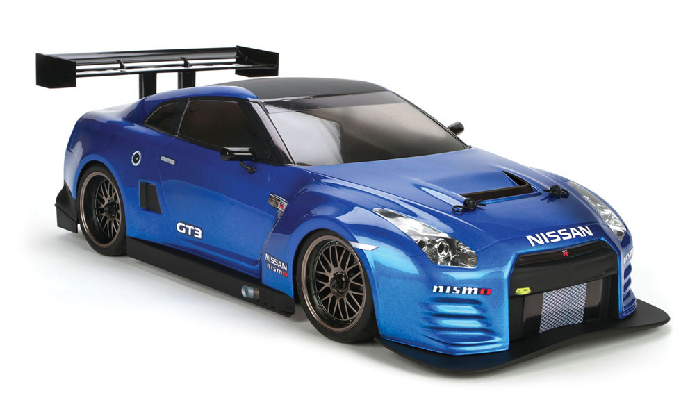 2012 Nissan GT-R GT3 V100-C RTR by Vaterra (1:10 scale) - Choice Gear