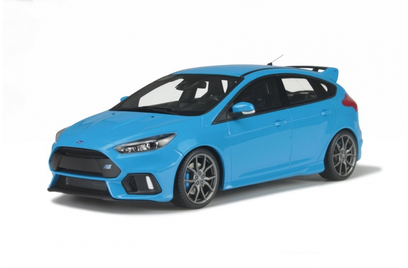 Ford focus rs by otto mobile scale choice gear