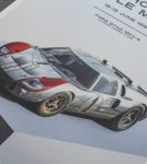 Ford GT40 – Blue 3