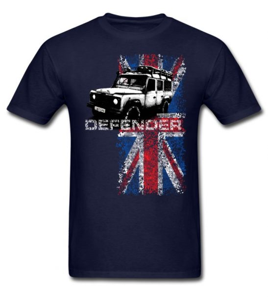 Land Rover Defender by robinlund