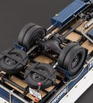 Mercedes-Benz Racing Car Transporter LO 2750 by CMC 5