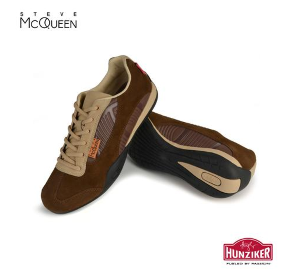 Mini Steve McQueen Casual Driving Shoes By Hunziker