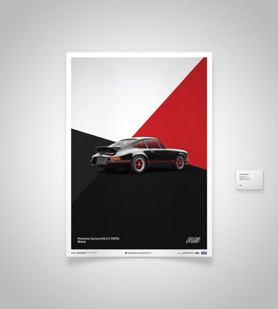 Porsche 911 Carrera RS – Black