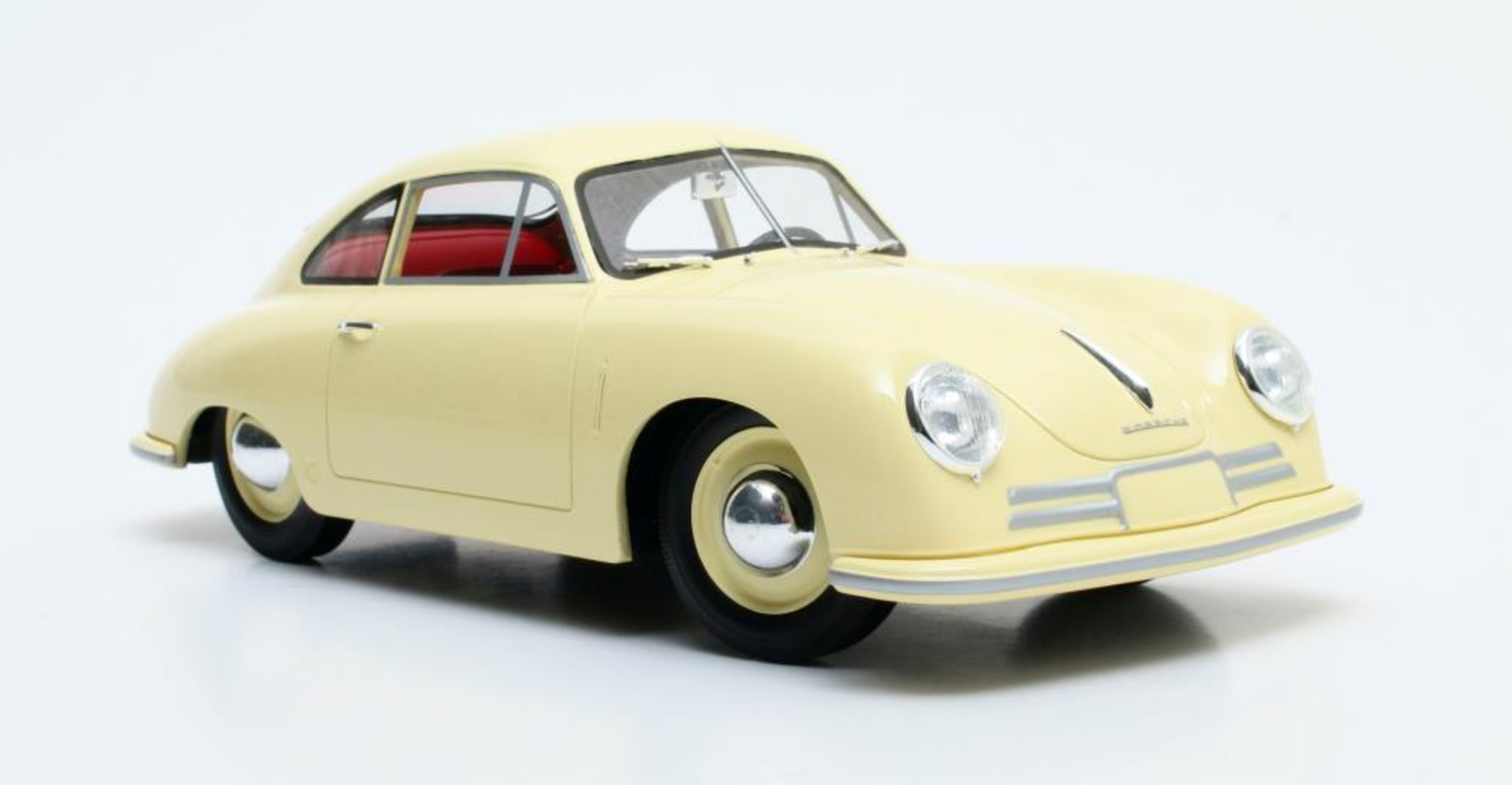porsche gm nd 356 coupe by cult models 1 18 scale. Black Bedroom Furniture Sets. Home Design Ideas