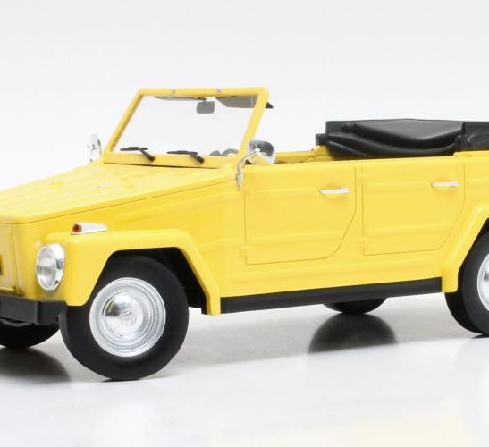 VW Thing by Cult Models