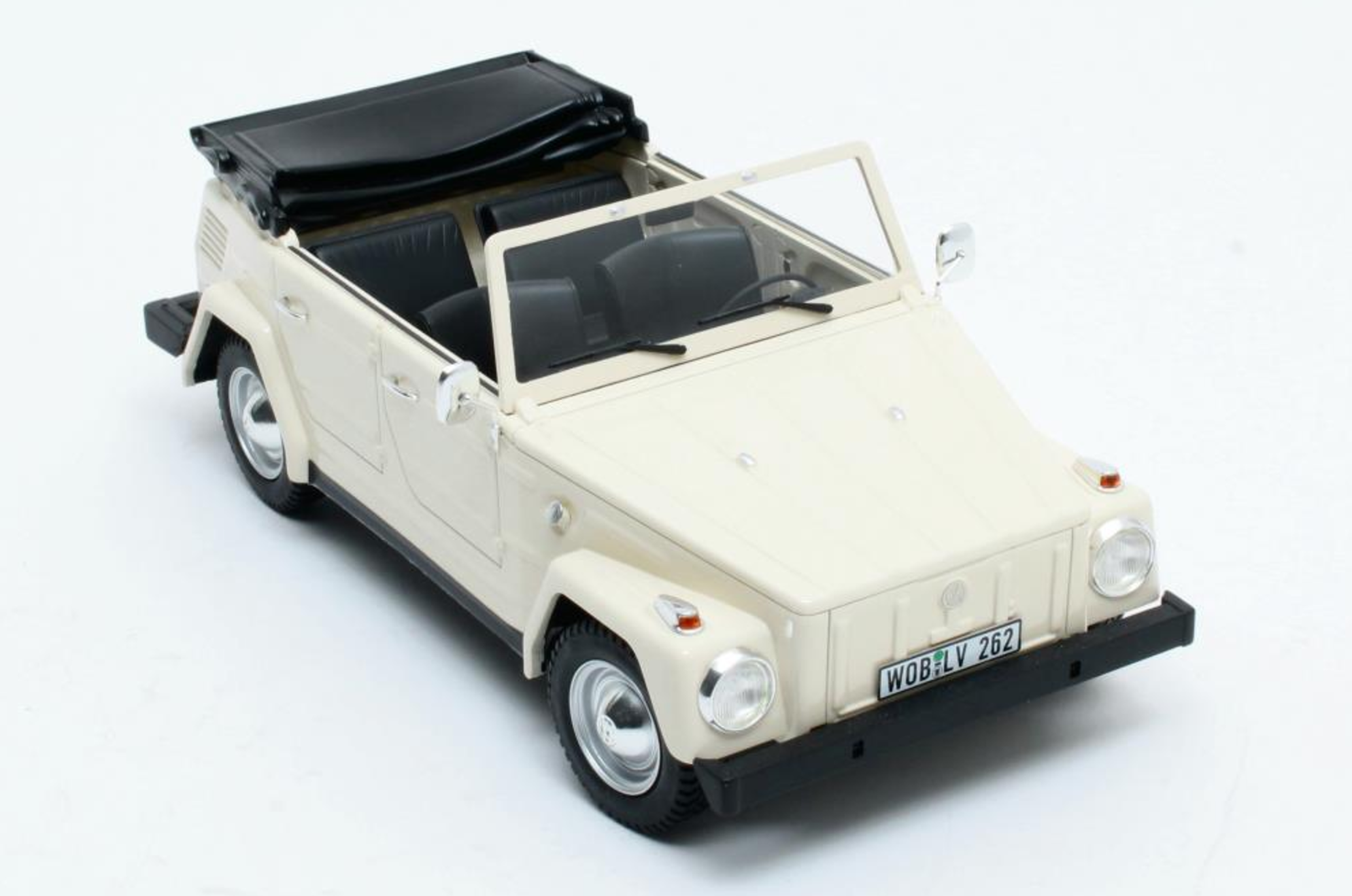 White vw type 181 by cult model 118 scale choice gear shop owner cult models altavistaventures Image collections