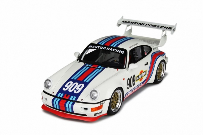 porsche 911 964 rsr 3 8 gt2 martini racing 1 18 scale by gt spirit choic. Black Bedroom Furniture Sets. Home Design Ideas