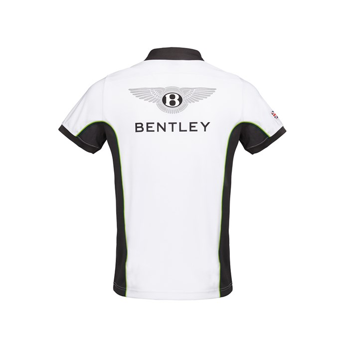 Bentley Motorsport Tech Polo Shirt By Bentley