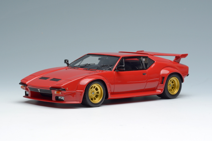 1980 de tomaso pantera gts by make up co ltd 1 43 scale. Black Bedroom Furniture Sets. Home Design Ideas