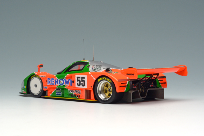 1991 mazda 787b 24h le mans winner by make up co ltd 1 43 scale choice gear. Black Bedroom Furniture Sets. Home Design Ideas