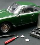 1964 Irish Green Porsche 901 11