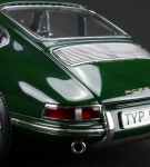 1964 Irish Green Porsche 901 14