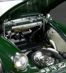 1964 Irish Green Porsche 901 20