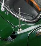 1964 Irish Green Porsche 901 6