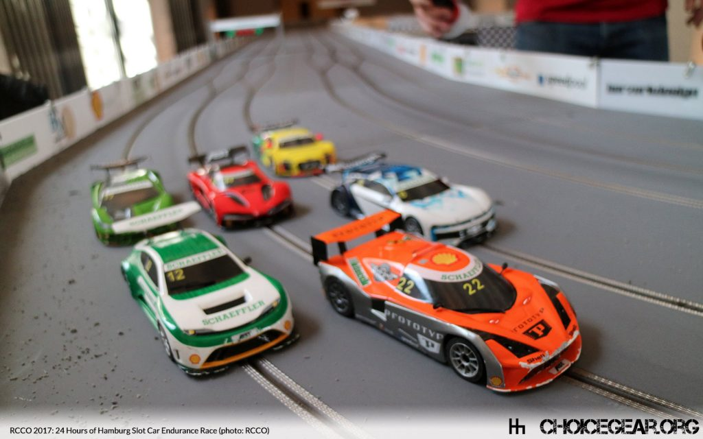 RCCO 24 Hours of Hamburg Takes Slot Car Racing to Hardcore Extremes ...