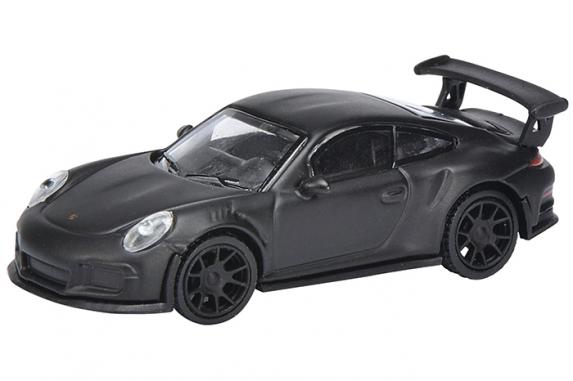 concept black Porsche 911 GT3 RS