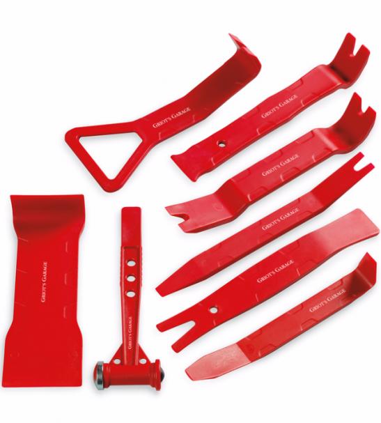 8 Piece Trim Panel Removal Tools