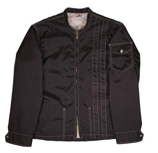 Black Racing Jacket by Birdwell Beach Britches