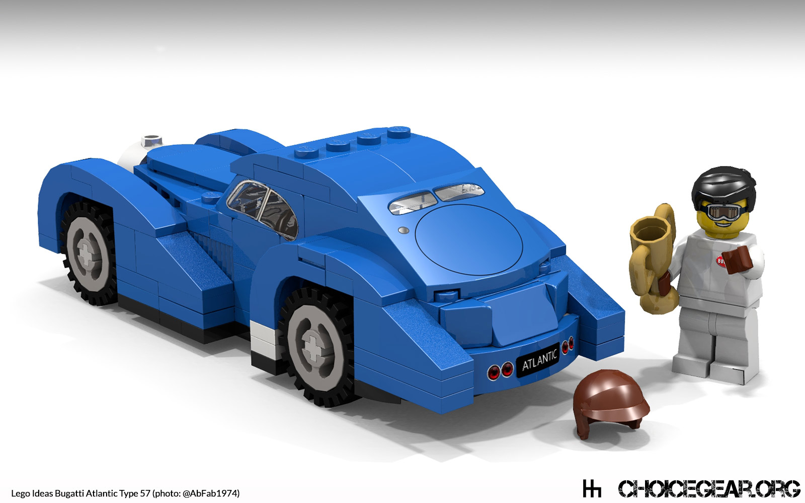 lego ideas speed champions bugatti atlantic type 57 choice gear. Black Bedroom Furniture Sets. Home Design Ideas