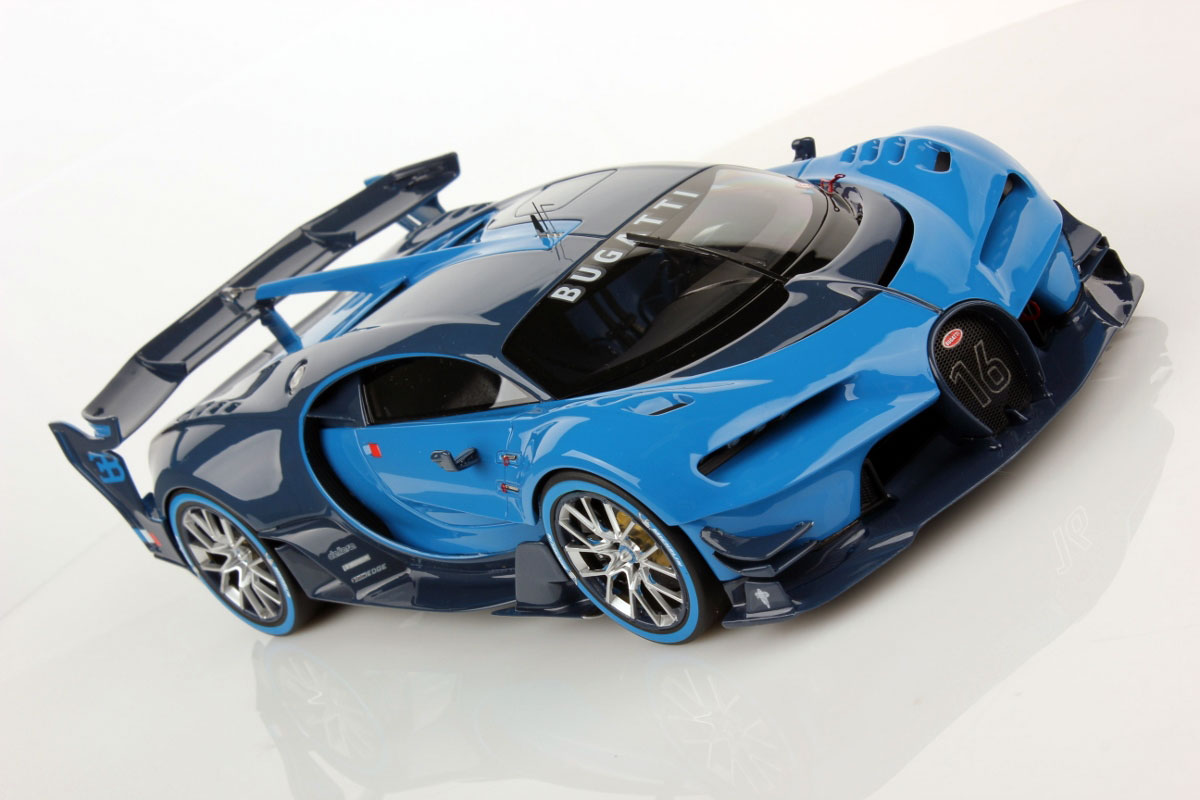 Bugatti Vision GT by MR Collection (1:18 scale) - Choice Gear