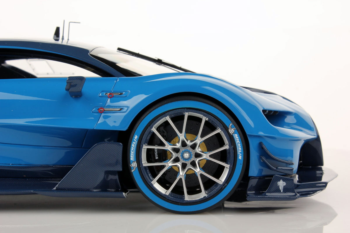 Bugatti Vision GT by MR Collection (1:18 scale) - Choice Gear on 2017 kia gt, 2017 nissan gt, 2017 shelby mustang gt, 2017 ford gt, 2017 bentley gt,