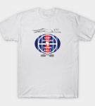 East African Safari Rally 78 Martini T-Shirt by NeuLivery on TeePublic