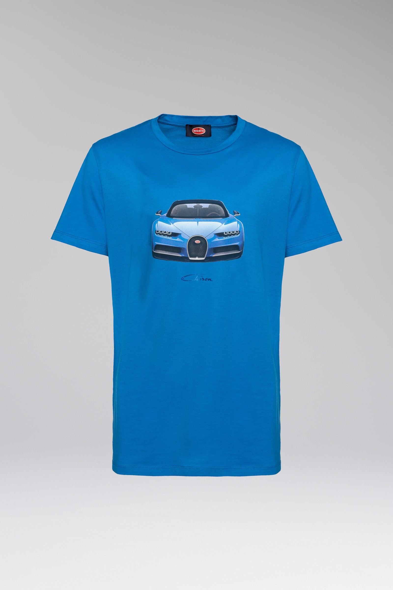 French racing blue chiron t shirt by bugatti choice gear for French blue t shirt