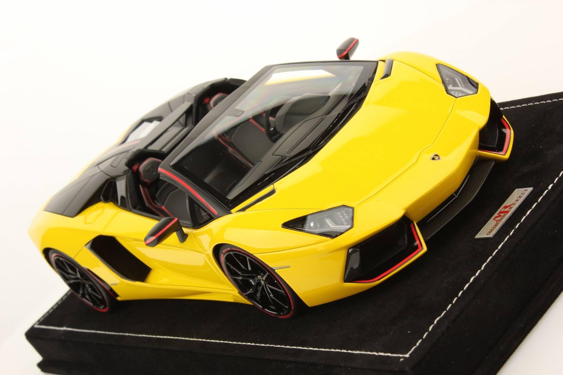 Lamborghini Aventador LP 700-4 Roadster Pirelli Edition by MR ...