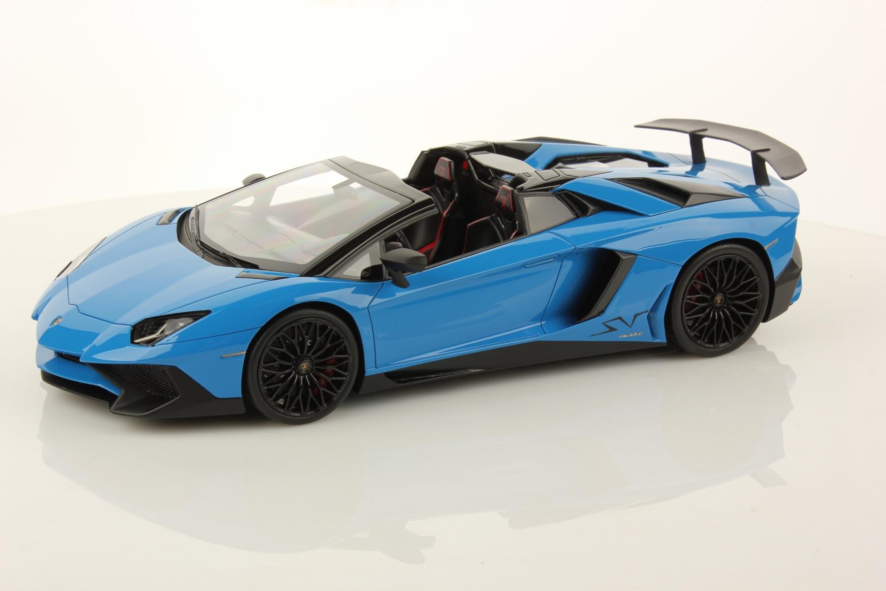 Lamborghini Aventador Lp 750 4 Superveloce Roadster By Mr