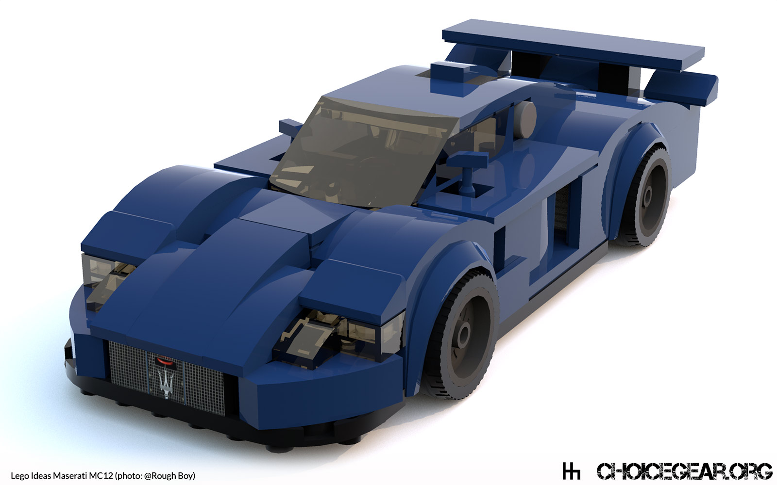 lego ideas speedchampions maserati mc12 choice gear. Black Bedroom Furniture Sets. Home Design Ideas
