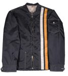 Navy Blue and Gold Racing Jacket by Birdwell Beach Britches