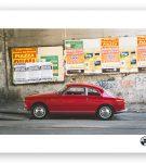 Official Premium Print – Alfa Romeo Giulietta Sprint Veloce Alleggeria by Petrolicious 2