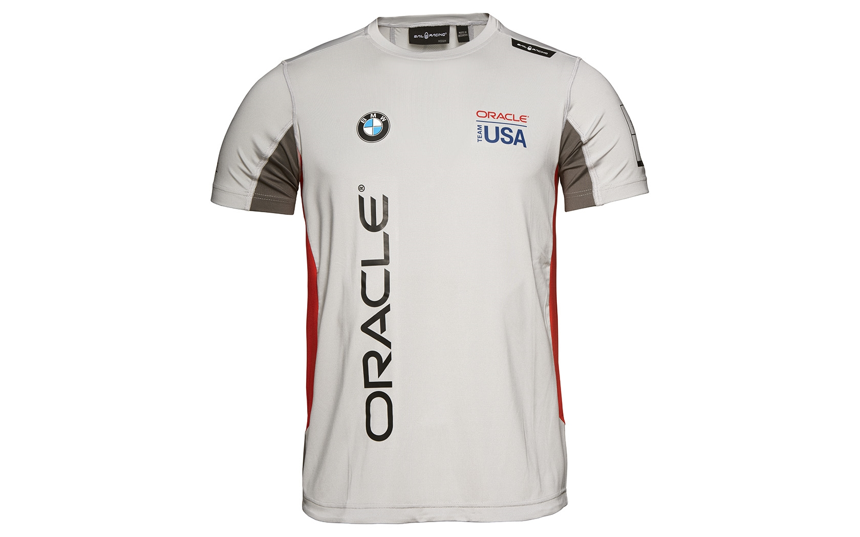 Oracle Team Usa Mens Technical T Shirt By Sail Racing