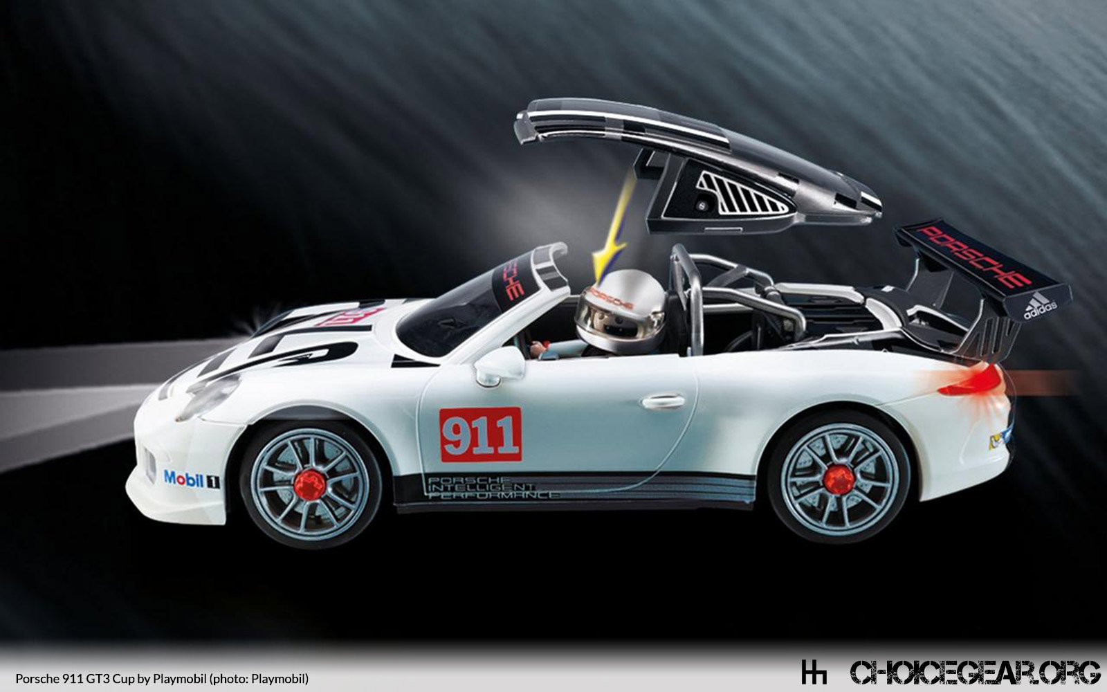 playmobil porsche 911 gt3 cup choice gear. Black Bedroom Furniture Sets. Home Design Ideas