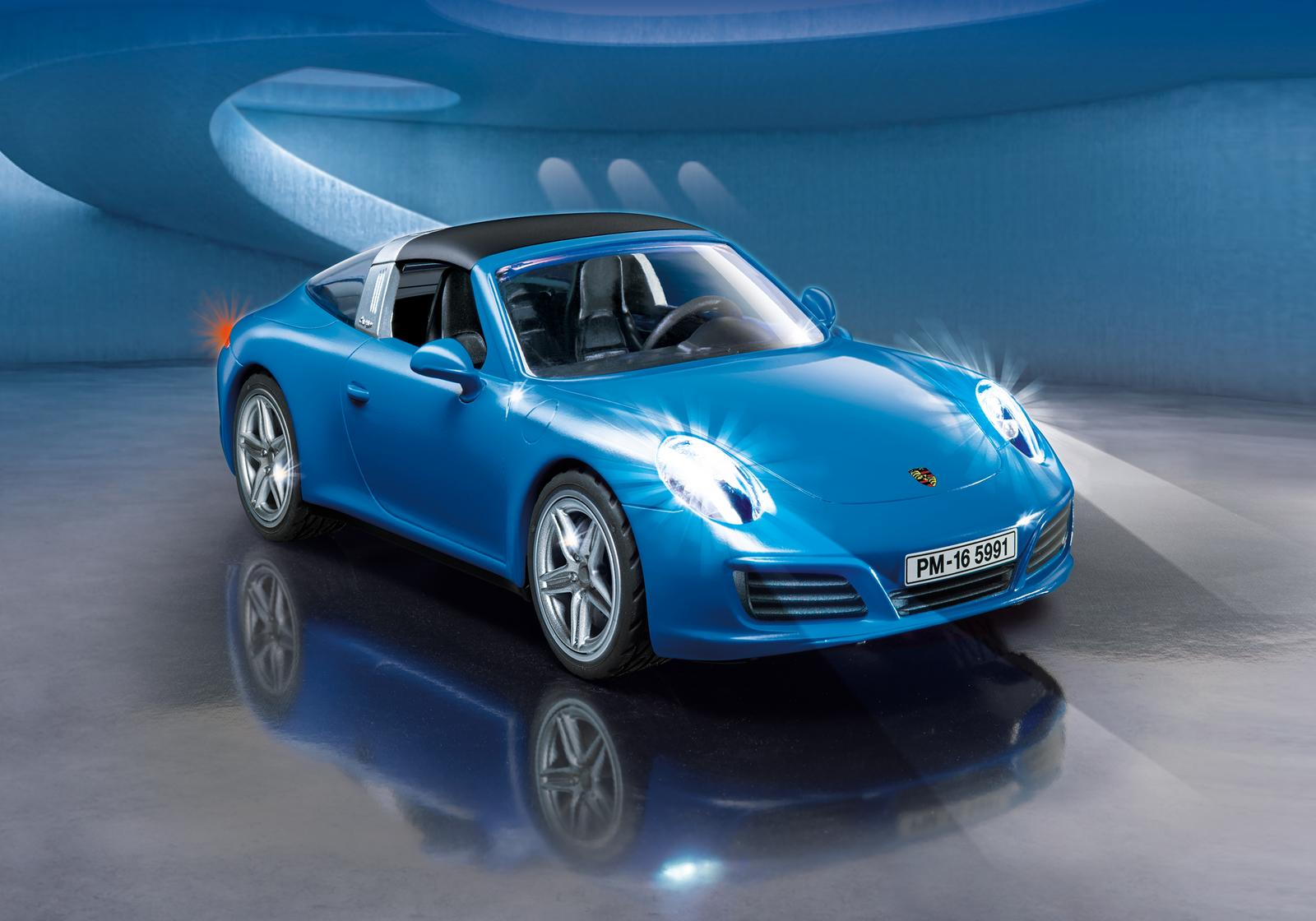 Porsche 911 Targa 4s By Playmobil Choice Gear