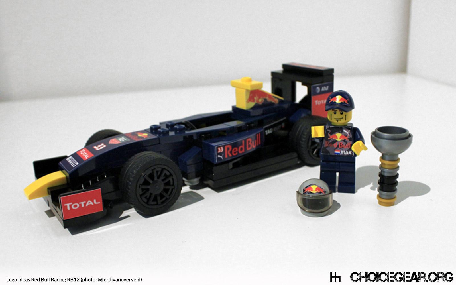 Lego Formula  Racing Car