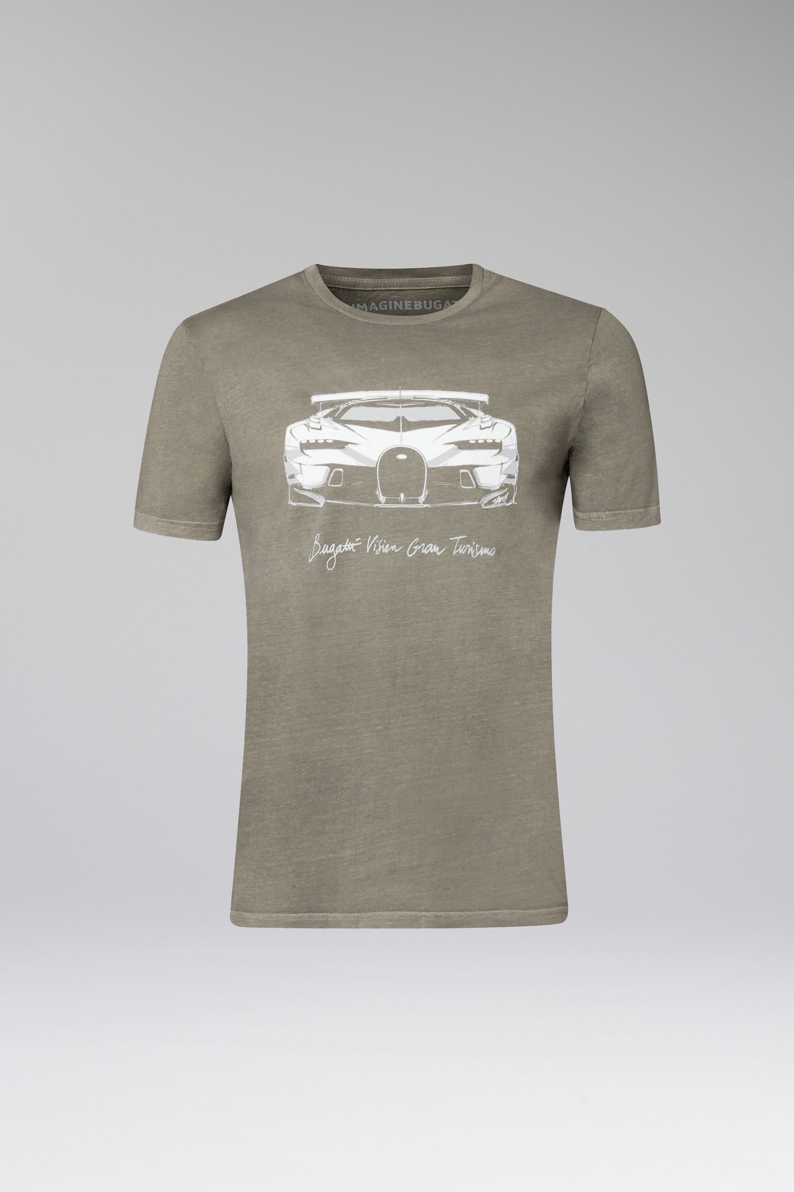 Silver Vision Gt T Shirt By Bugatti Choice Gear
