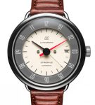 Stradale Automatic – Cream Dial by Autodromo