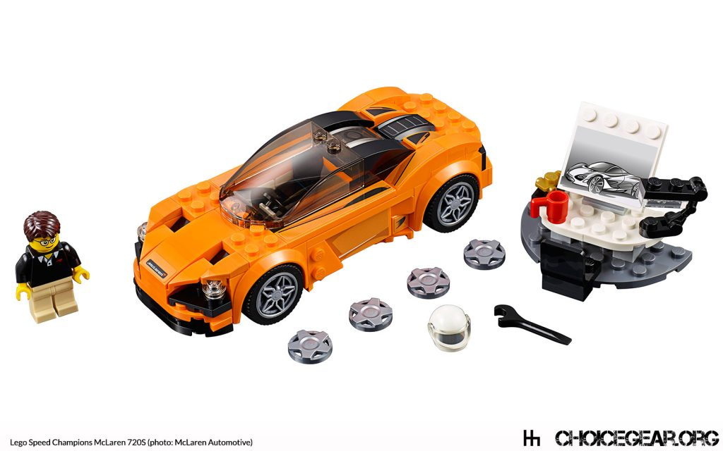 Mclaren With New 720s Lego Speed Champions Offering