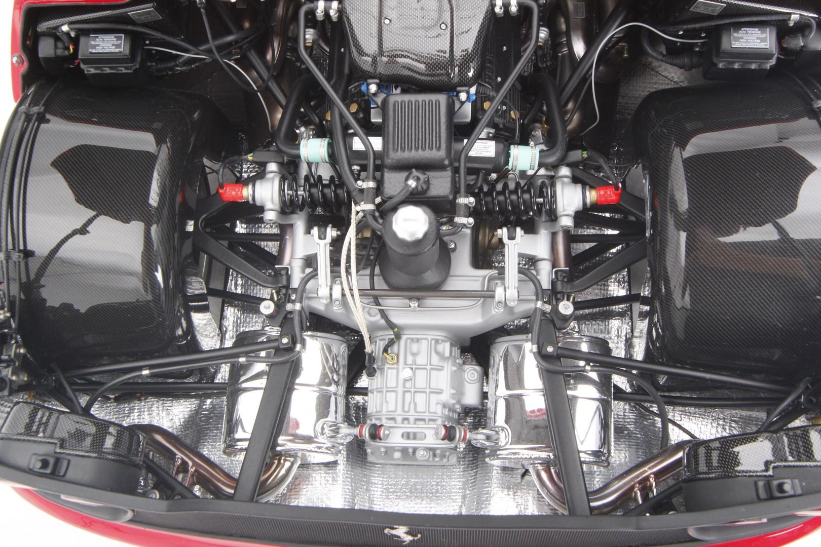 Ferrari F50 By Amalgam Collection 1 8 Scale Choice Gear