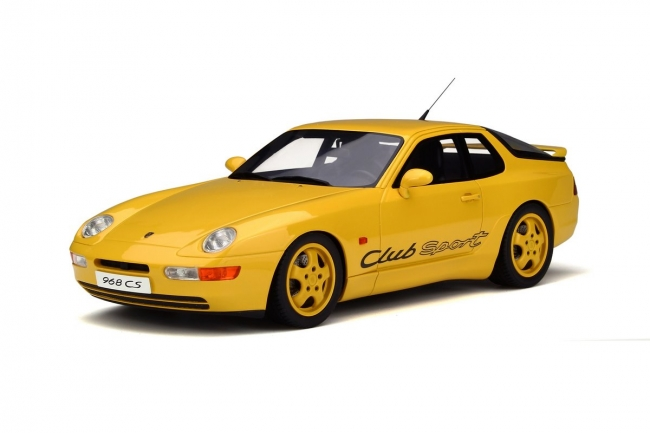 porsche 968 club sport by gt spirit 1 18 scale choice gear. Black Bedroom Furniture Sets. Home Design Ideas