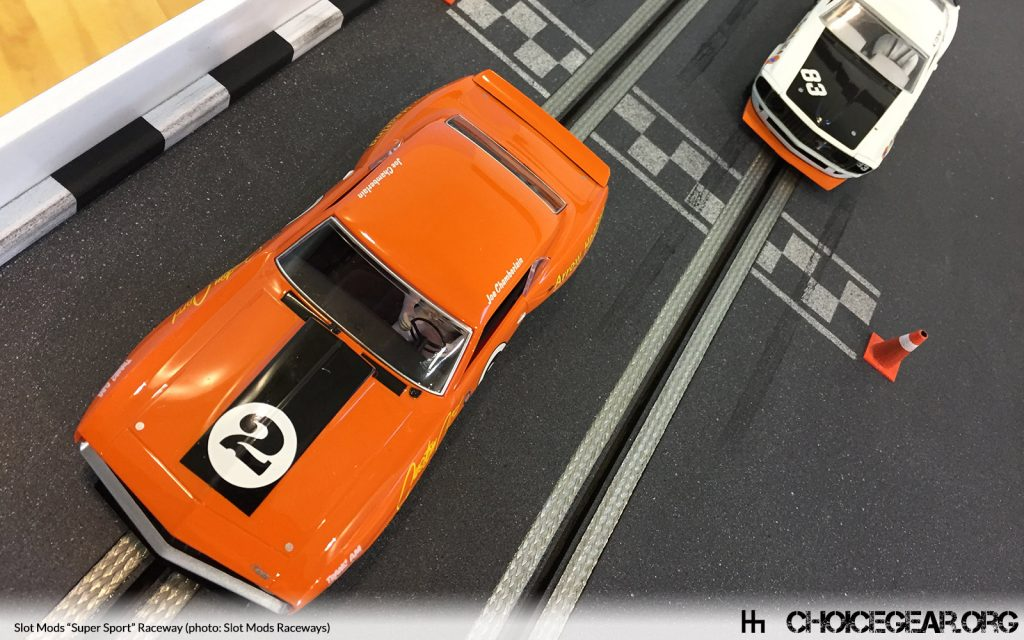 New Super Sport Track from Slot Mods for the Rest of Us