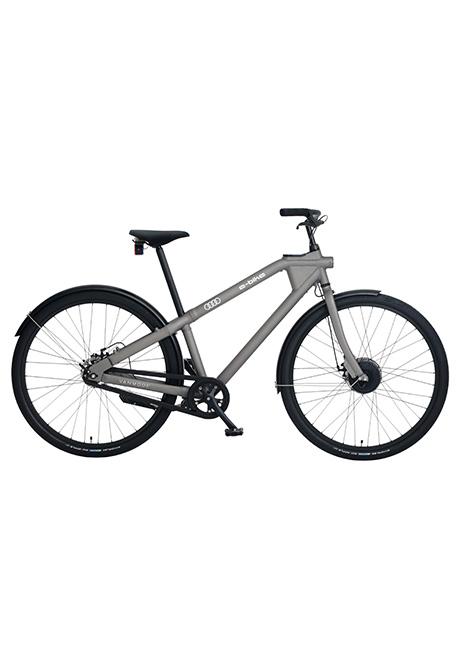 Double Barrel Lug Electrical: Vanmoof Electric Bike