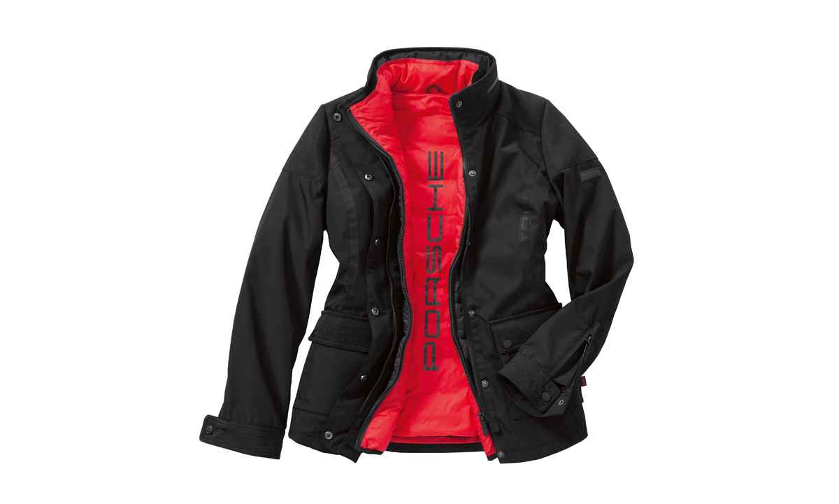 911 Collection 2 In 1 Ladies Jacket By Porsche Choice Gear