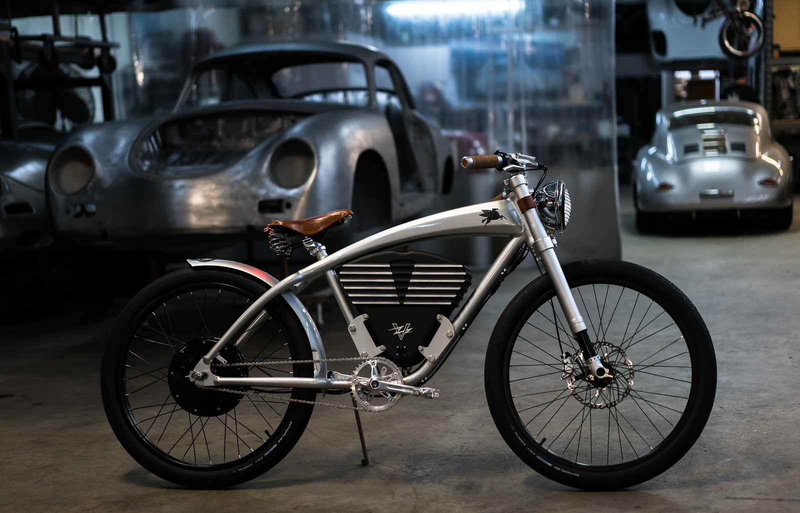 Emory Outlaw Tracker Electric Bike by Vintage Electric ...