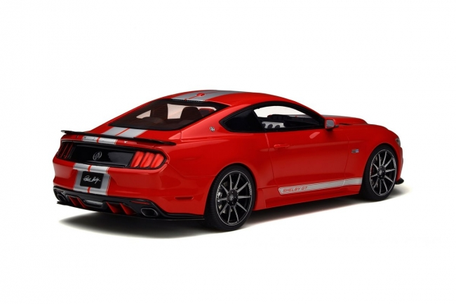 Resin Model Cars >> Ford Mustang Shelby GT by GT Spirit (1:18 scale) - Choice Gear