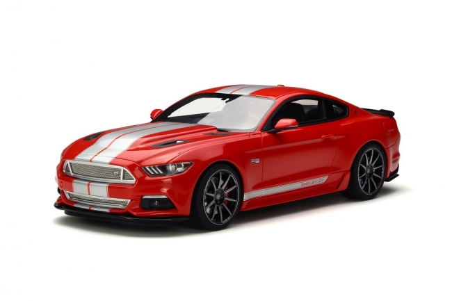 Mustang Decals And Stripes >> Ford Mustang Shelby GT by GT Spirit (1:18 scale) - Choice Gear